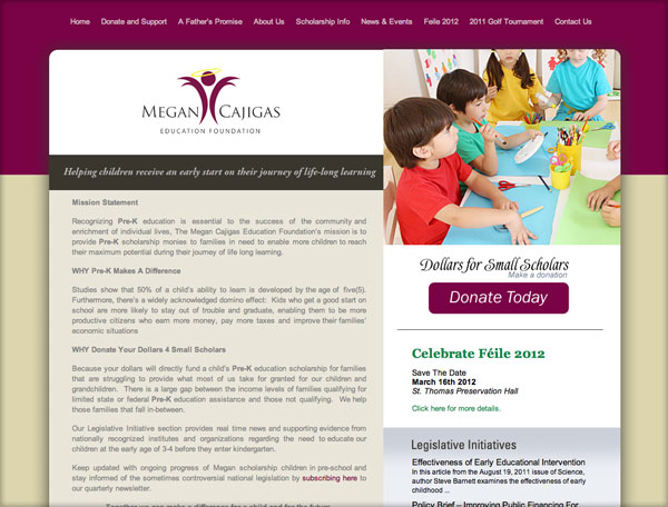 Megan Cajigas Education Foundation