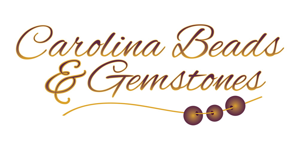 Carolina Beads & Gemstones Logo