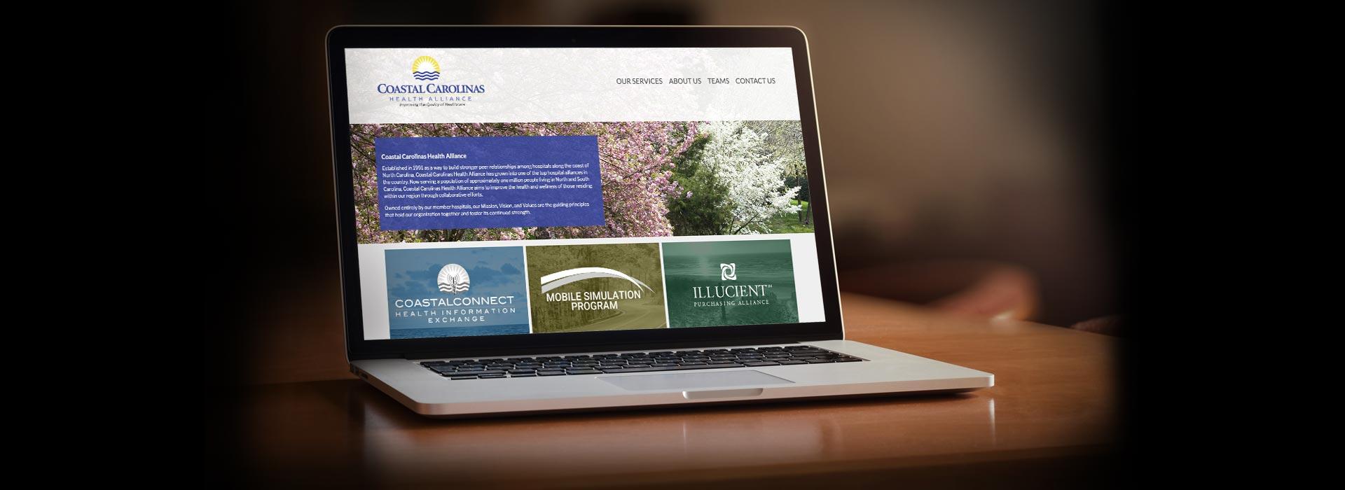Coastal Alliance website