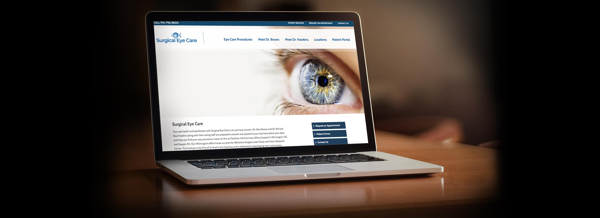 Surgical Eye Care - ProjectBox Media - ProjectBox Media