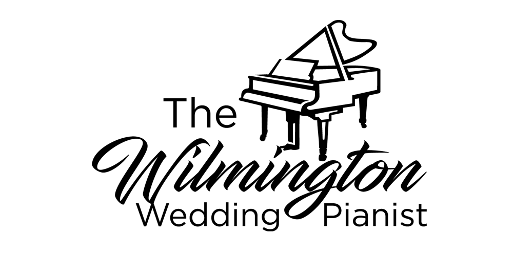 The Wilmington Wedding Pianist Logo
